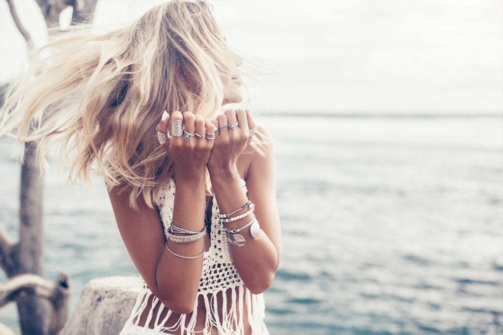 Collagene marino per i capelli